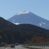 昨日の富士山?朝〜午後