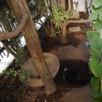 汚水桝の詰まり修理