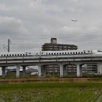 飛行船 と 新幹線