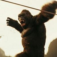 映画「キングコング 髑髏島の巨神」を見た