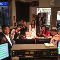 ラジオ出演!!!