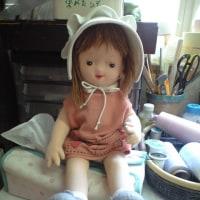 懐かしの抱き人形