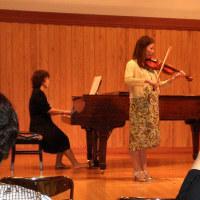 バイオリン発表会
