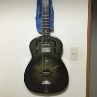 新しいギターの音は・・・