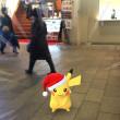 クリスマスバージョン ポケモンGO!