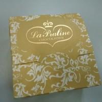 ベネズエラのお土産 La Praline ChocolatierのチョコレートPasion
