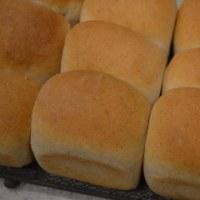 ストック用のミニ食パン♪