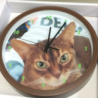 木曜★エクセレントコース・修了作品・オリジナル時計