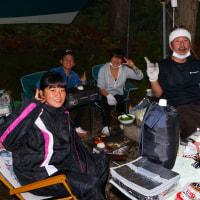 今年最後の賑わいキャンプ。