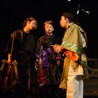 EVENT-STATION. sta,33 「遮那仏の肉叢(しゃなぶつのししむら)」 舞台写真