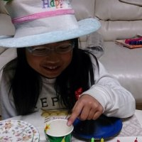 9歳お誕生日おめでとうー