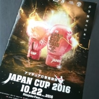 JAPAN CUP 2016!