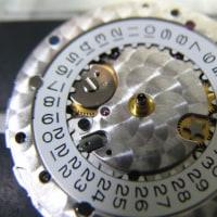 ロレックス紳士物コンビモデルとブルガリ 自動巻きを修理です