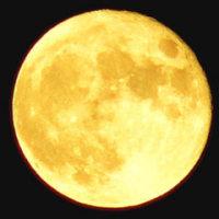 2011年6月16日 05:14分頃満月しかも月食★