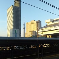 上野駅15番線、わず、赤羽、ナウ!