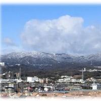冬将軍の猛威(^^♪北摂の山沿いは、珍しく3日連続今日も雪化粧