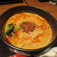 新宿御苑ランチ〈6〉麺ランチ