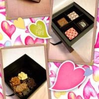 もうすぐバレンタインデー。チョコレートを楽しみましょ。*美バレエ・エクササイズ