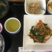 5月27日の日替り定食(550)は、豚キムチ です。