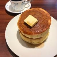 フライング・スコッツマンのホットケーキ