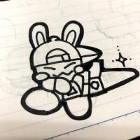 新たにイラスト描いてます。
