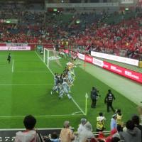 6/18 浦和レッズVSジュビロ磐田 at 埼玉スタジアム2002
