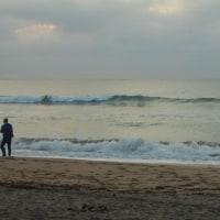 10月19日御宿海岸