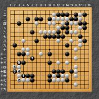 棋聖Sリーグ最終戦