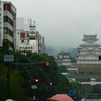 台風接近中・・・城崎温泉へq(・ェ・q)ルン♪