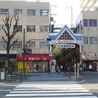 幸村探索・大坂「先ずは空堀市場から」