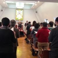 12月8日 メサイア音楽礼拝