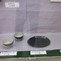 友人が陶芸教室の作品展示をしています。記事のタイトルを入力してください(必須)