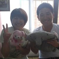 天理教教会の太田さんご夫婦と会ってきました