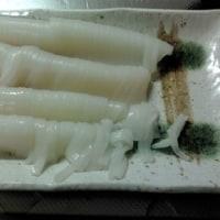 イカの食べ比べ
