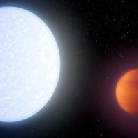 摂氏4300度、史上最も熱い系外惑星