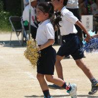 小学校 運動会1年生