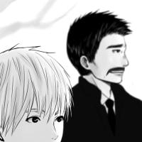 『イタコに首ったけ!』に追加された挿絵イラストです!