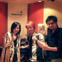 山田章典trio LIVE 終了。