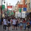 鎌倉花火大会、今年もやっぱりノコノコ、ビール片手に海辺まで…