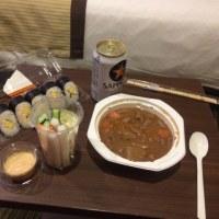 新横浜の夜