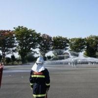 地元の消防団を見る