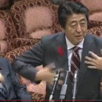 [国会]薬師寺みちよ [手話質問に安倍総理から手話返し] 【参議院 予算委員会】(動画)