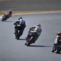 レース写真です