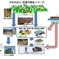 里山とバイオマス燃料考Ⅰ