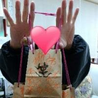■手作りの手提げ紙袋(*^-^*)■