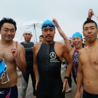 中海オープンウォーター 当日