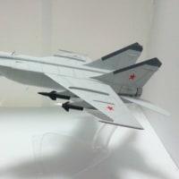 (完成)ハセガワ(ICM) MIG25 フォックスバット