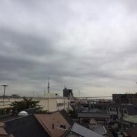 肌寒い一日になりそうです(^o^)(^o^)