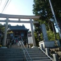 武蔵御嶽神社(御岳山頂)