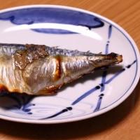 チリコンカンラーメン&鯖の塩焼き